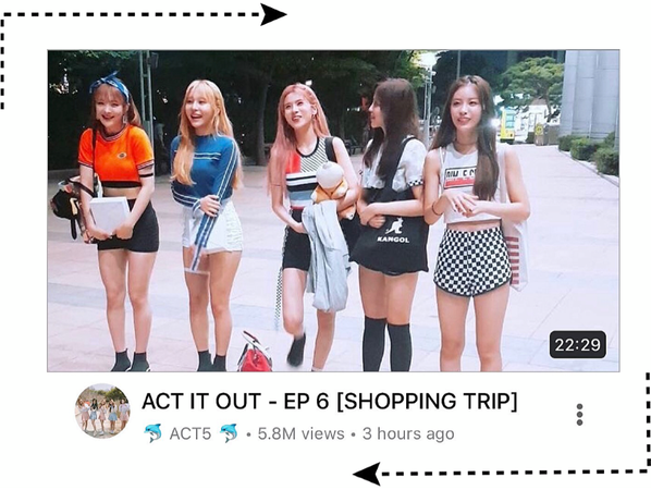 ACT IT OUT! - EP 6