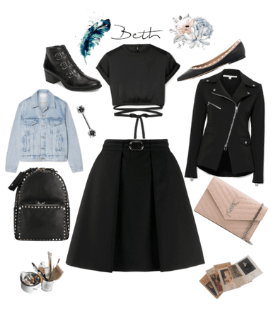 Beth Outfit 1