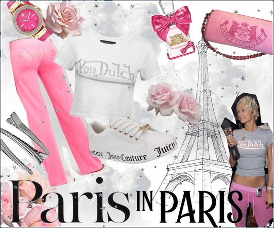 Paris in Paris