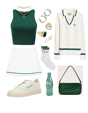 Preppy on the Green