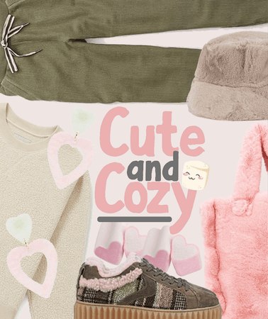 Cute and cozy
