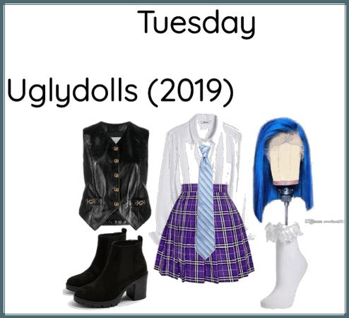 Tuesday (Uglydolls) (2019)