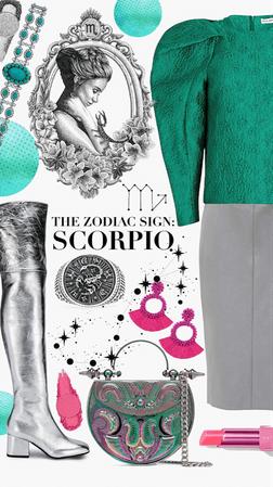 Scorpio glam