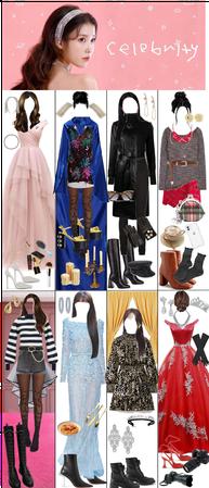 KPOP IDOL - IU Celebrity MV Outfit Inspiration