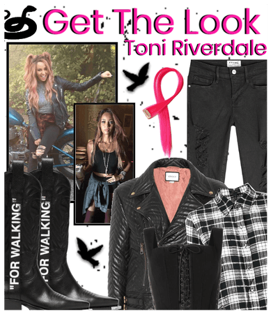 Get the Look: Toni from Riverdale