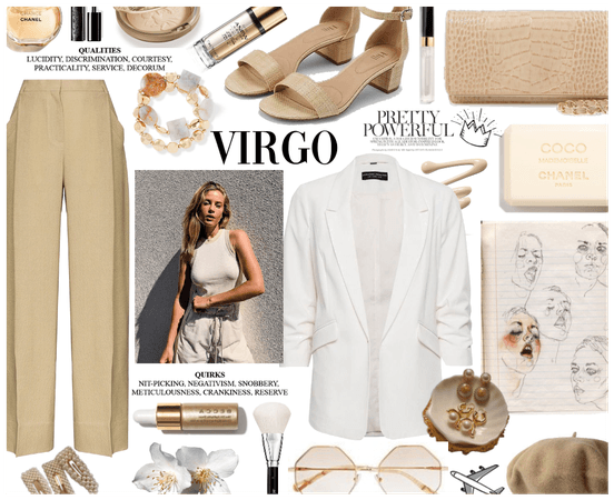 Virgo Style: Neutral