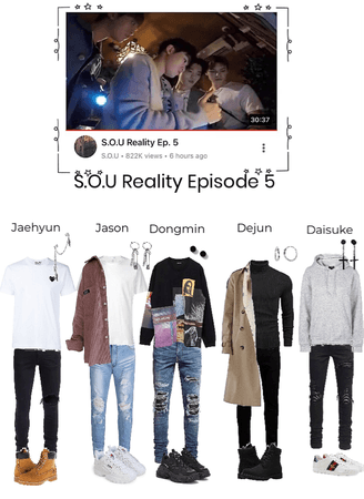 S.O.U Reality episode 4