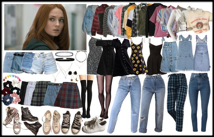 Gwen Potter/Gwen Weasley