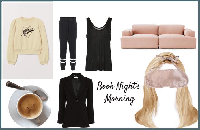 book night's morning