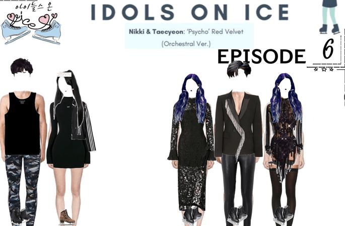 IDOLS ON ICE EPISODE 6   NIKKI & TAECYEON