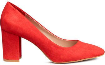 Court shoes - Red