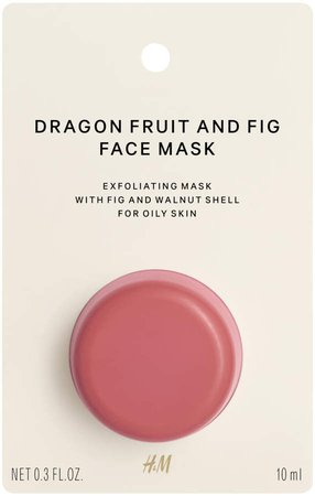 Face Mask Oily Skin - Pink