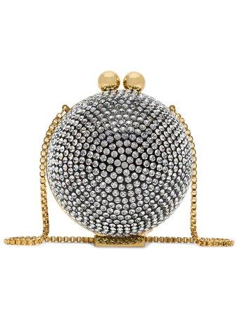 Marzook crystal-embellished Clutch - Farfetch