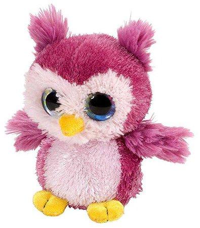 Amazon.com: Wild Republic Owl Plush, Stuffed Animal, Plush Toy, Sherbert Sweet & Sassy 5 inches: Toys & Games