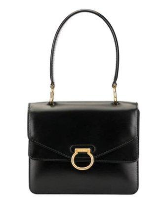 Céline Pre-Owned Double Flap Hand Bag - Farfetch