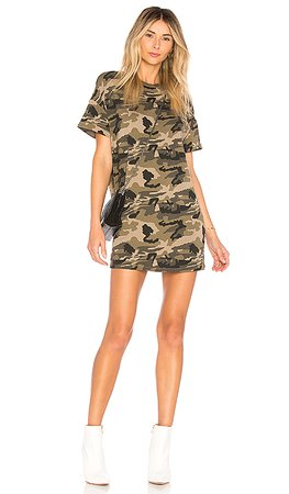 superdown Clara Camo Dress in Camo | REVOLVE