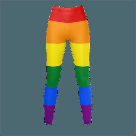rainbow leggings - Google Search