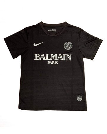 tuttolente. sur Instagram: PSG Balmain Soccer Jersey now Available Online on our Website! Link in bio.
