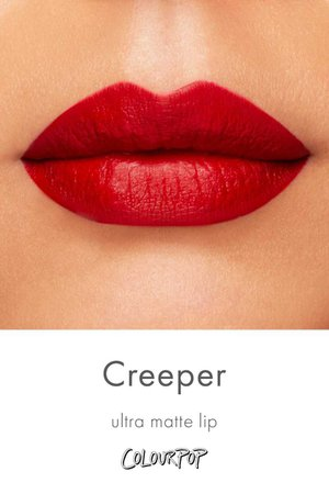 Light Red Lipstick