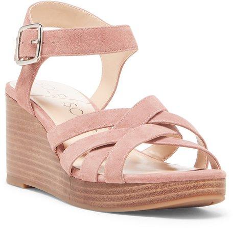Cattah Wedge Sandal