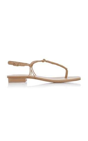 Dani Leather Sandals By Cult Gaia | Moda Operandi