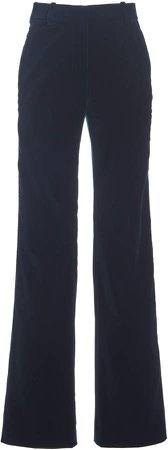 Victoria Beckham High-Waisted Flare Trousers