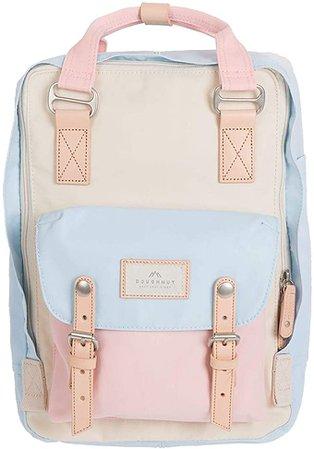 Amazon.com: Doughnut Macaroon Iceberg Sakura Cream 16L Travel School Ladies College Girls Lightweight Casual Daypacks Bag Backpack (Cream x Iceberg x Sakura): Clothing