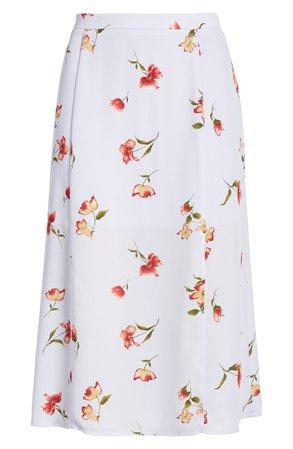 Leith Print Skirt | Nordstrom