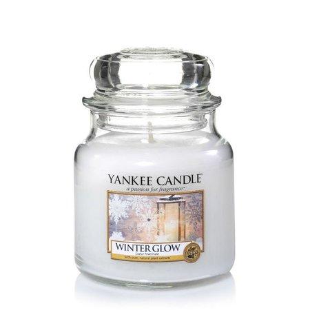 "Yankee Candle ""Winter Glow"""