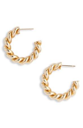 Laura Lombardi Mella Hoop Earrings | Nordstrom