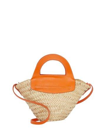 HEREU Cabas Straw Tote Bag | INTERMIX®
