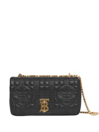 Burberry Lola Quilted Crossbody Bag - Farfetch