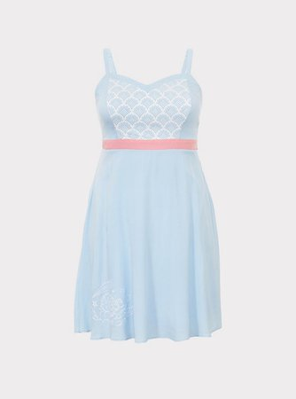 Her Universe Toy Story 4 Light Blue Bo Peep Dress | Torrid
