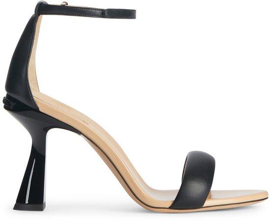 Carene Leather Ankle Strap Sandal