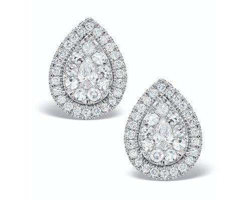 Diamond Earrings   TheDiamondStore.co.uk™