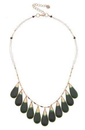 Nakamol Design Teardrop Fringe Necklace | Nordstrom