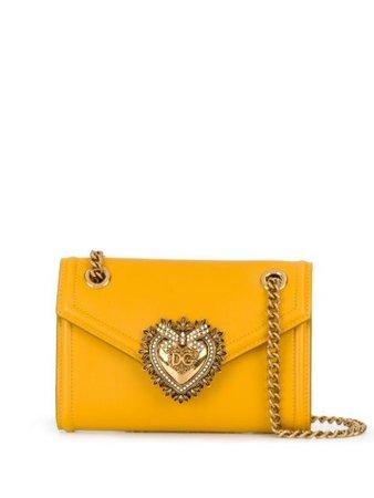 Dolce & Gabbana Mini Devotion Shoulder Bag - Farfetch
