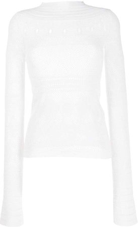 Mrz Long-Sleeved Knitted Top