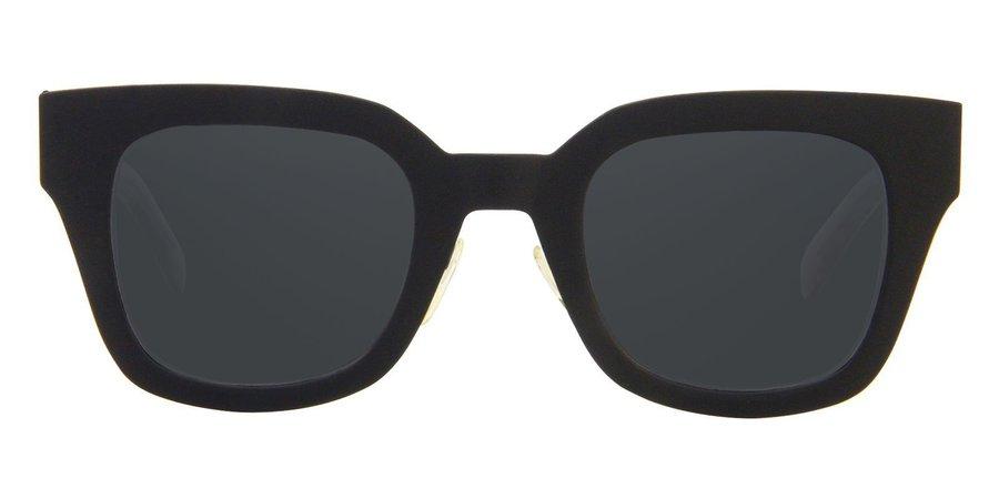 Celine - CL41451S Black - Gray sunglasses | Free Shipping - Designer Eyes