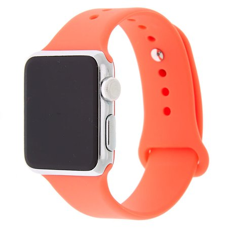 Coral Smart Watch Band - Fits 38MM/40MM Apple Watch | Claire's US