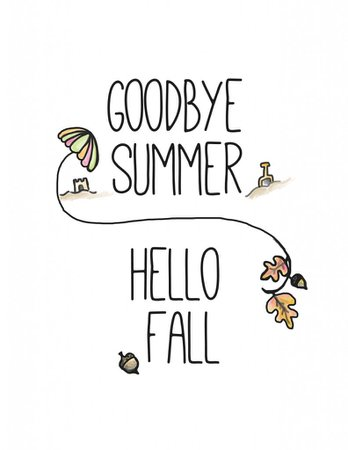 summer to fall words - Google Search
