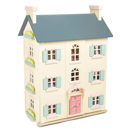Wooden Doll's House – PEPA AND CO
