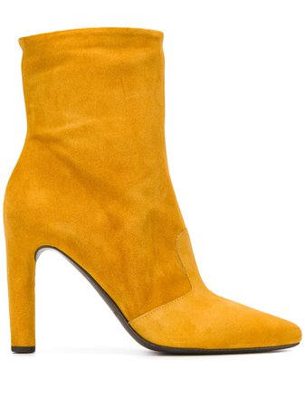 Del Carlo Pointed Ankle Boots - Farfetch