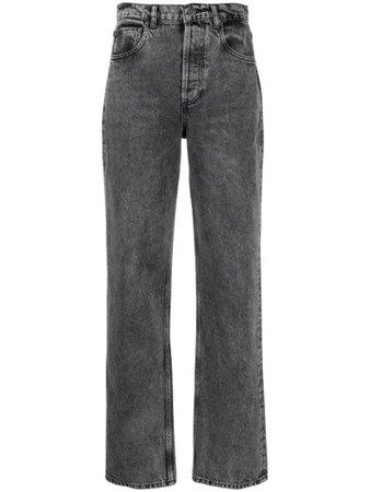 Boyish Jeans high-waisted straight-leg Jeans - Farfetch