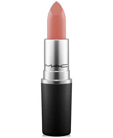 Lipstick MAC Matte Velvet Teddy & Reviews - Makeup - Beauty - Macy's