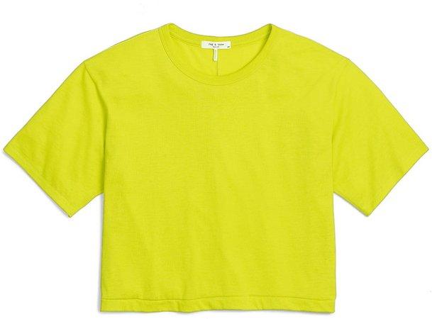 The Jersey Crop T-Shirt