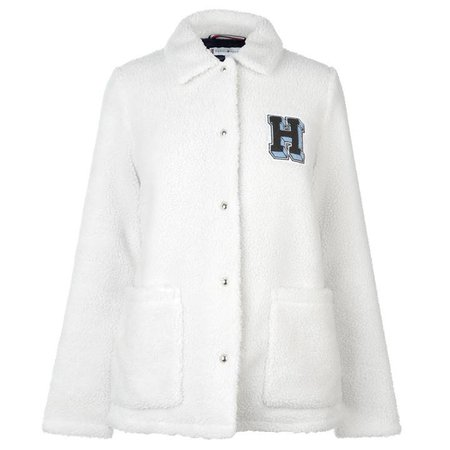 Tommy Hilfiger Dora Teddy Jacket | Womens Coats - House of Fraser