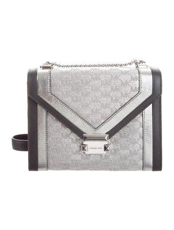 Michael Michael Kors Whitney Crossbody Bag - Handbags - WM537717 | The RealReal