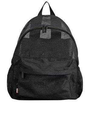 BEIS Packable Backpack in Black | REVOLVE