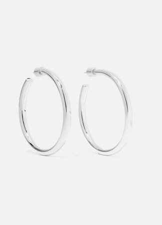 silver+earrings | NET-A-PORTER